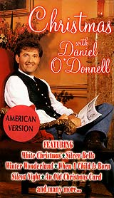 Christmas with Daniel O'Donnell on DVD and Video